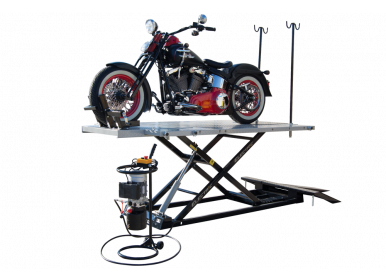 Titan 1500XLT-E Motorcycle Lift