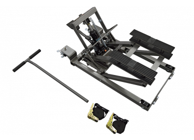 Titan 1,500 lb Hydraulic Multi-Purpose Jack