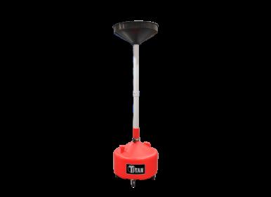 Titan 8 Gallon Adjustable Waste Oil Drain