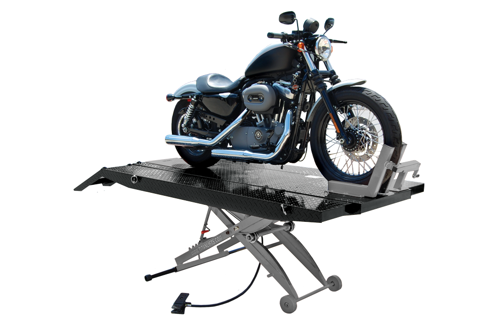 Motorcycle, Vehicle, and Automobile Lifts: Home