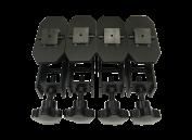 Motorcycle/ATV Tire Changer Flip Adapters (Set of 4)